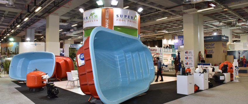 معرض احواض السباحة ومعدات الساونة واكسسواراتها  2019 في اسطنبول – MAXMED