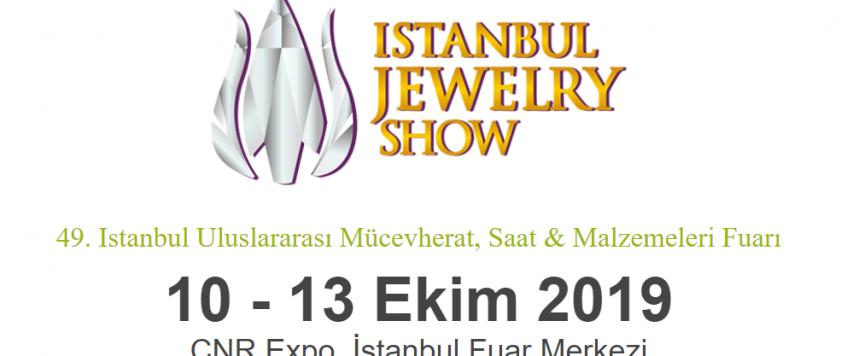 معرض المجوهرات 2019 في اسطنبول