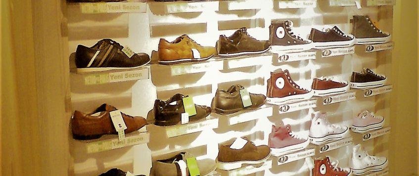 تركيا تصدّر الأحذية إلى 186 بلدًا والسلع الجلدية إلى 202 بلدًا