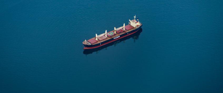 الشحن البحري – شحن الحاويات من اسطنبول – تركيا – ماكس ميد