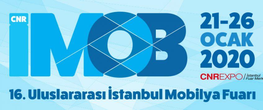 معرض ايموب للاثاث IMOB 2020 في اسطنبول – ماكس ميد للتجارة العامة