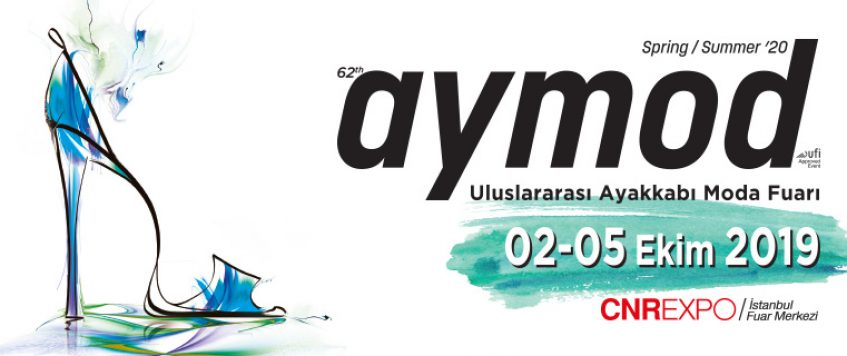 معرض الاحذية ايمود 2019 في اسطنبول